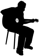 stock-illustration-1602897-man-playing-the-acoustic-guitar