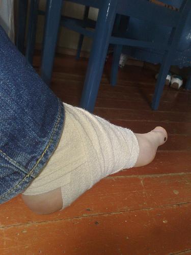 Injury photo